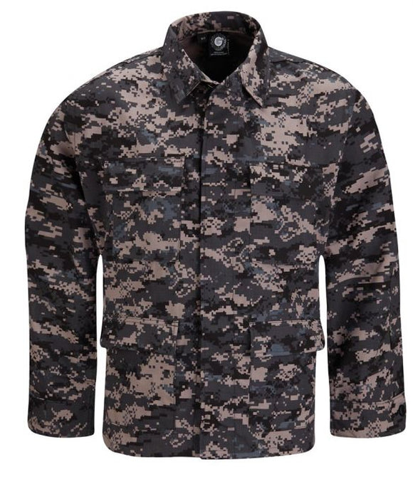 BDU Jacket Subdued Urban Digital