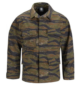BDU Jacket Tiger Stripe