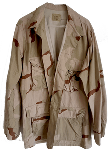 US 3 Color Desert Jacket