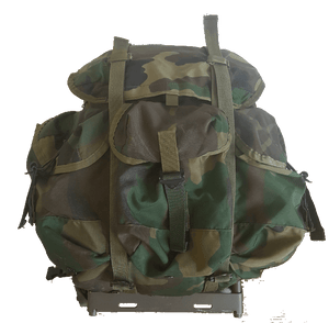 US Alice Pack Woodland Camo