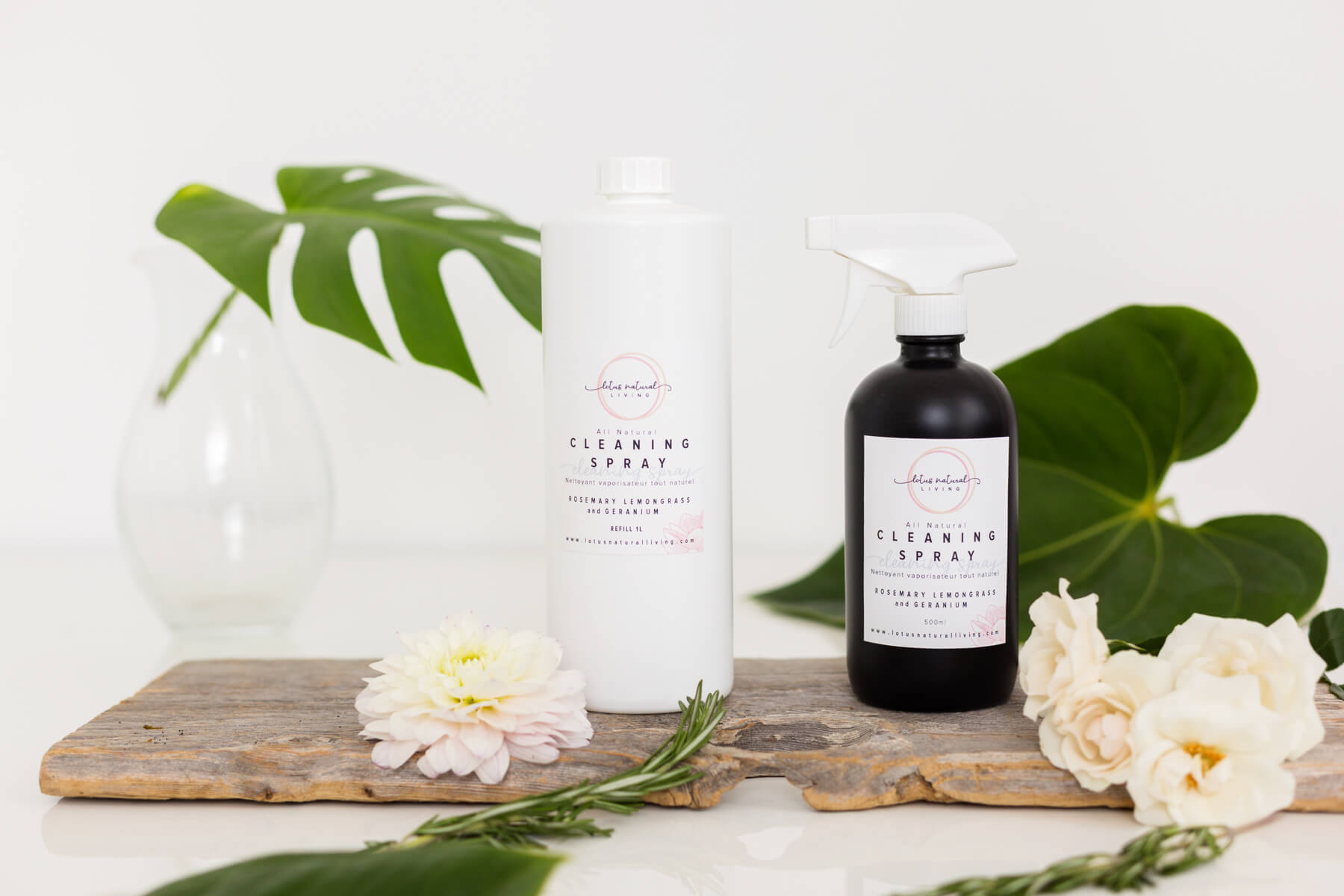 Cleaning Spray - Lotus Natural Living