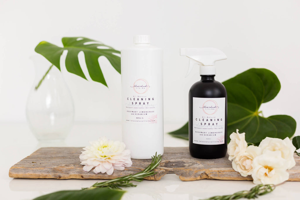 Cleaning Spray Combo Pack - Lotus Natural Living