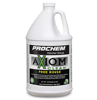 Axiom Clean Free Rinse S157