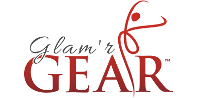 Glam'r Gear™ is a mobile changing station with hanging rack, complete with a privacy curtain for dancers, skaters, equestrian, performers, cheer, and travelers.