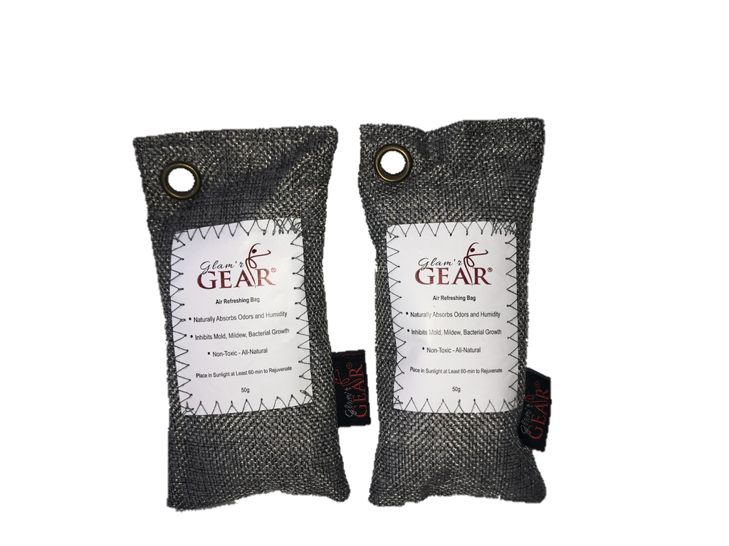 Glam'r Gear Odor Absorbers (Sold As a Pair of 2) - Glam'r Gear