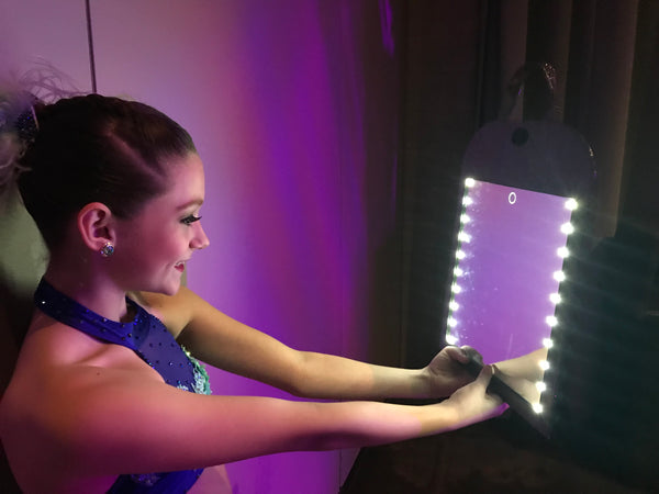 LED Glam'r Mirror™ by Glam'r Gear®