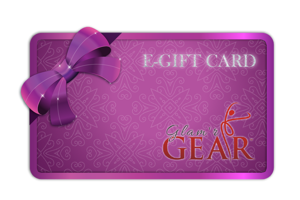E-Gift Card - Glam'r Gear
