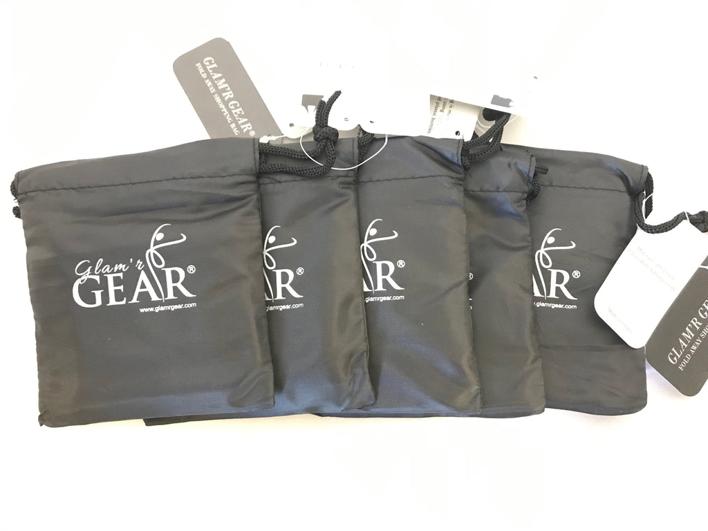 Glam'r Gear Foldable / Reusable Shopping Bag - Glam'r Gear