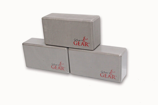 Glam'r Gear Non-Slip Yoga Block - Glam'r Gear