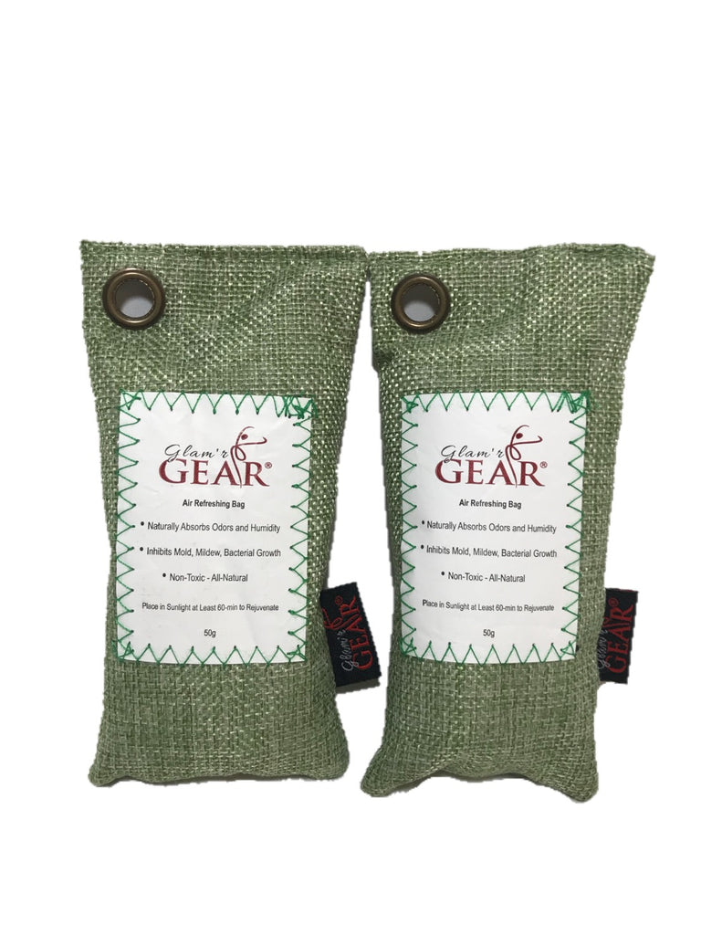 Glam'r Gear Odor Absorbers (Sold As a Pair of 2)