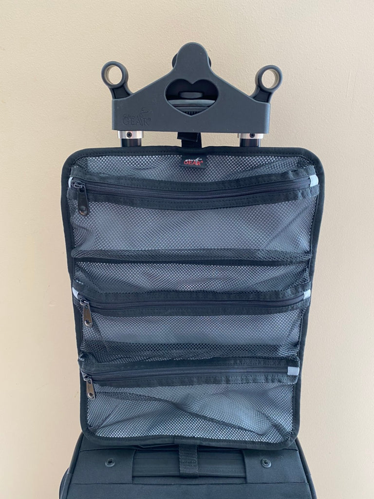 Caddy / Organizer for Solo Carry-On - Glam'r Gear