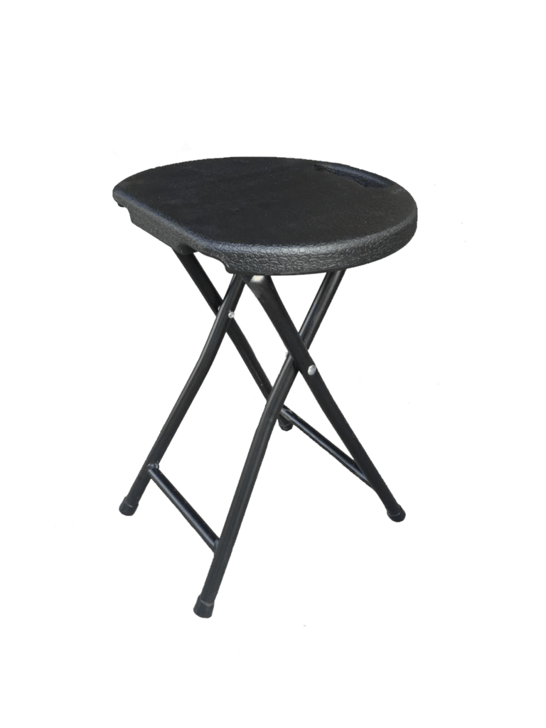 Glam R Gear Heavy Duty Folding Stool