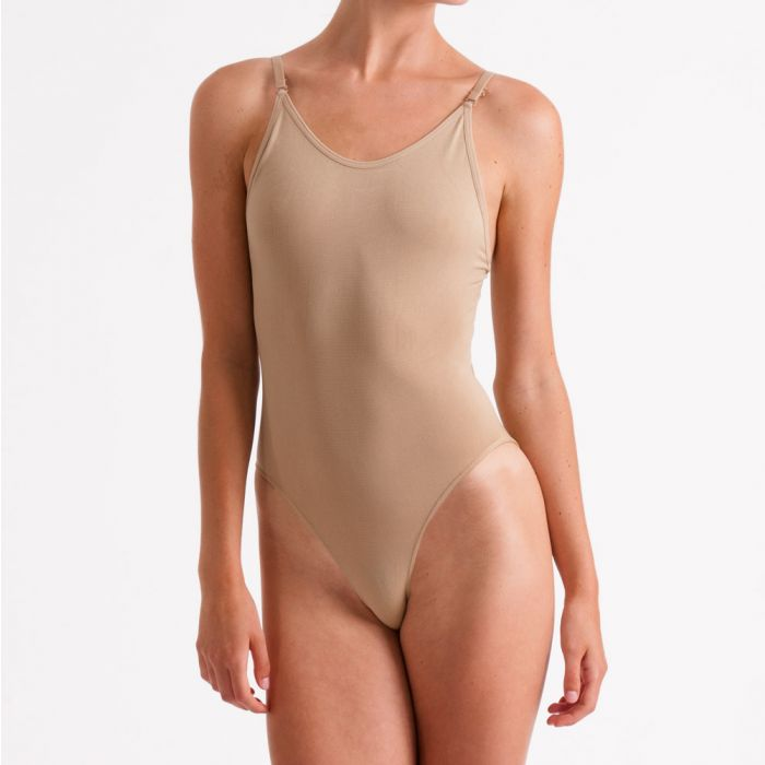 Silky Dance Seamless Low Back Camisole - Glam'r Gear