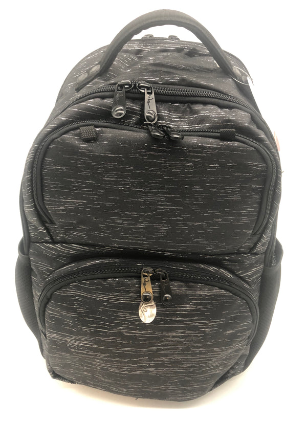 Tinsel Black Backpack