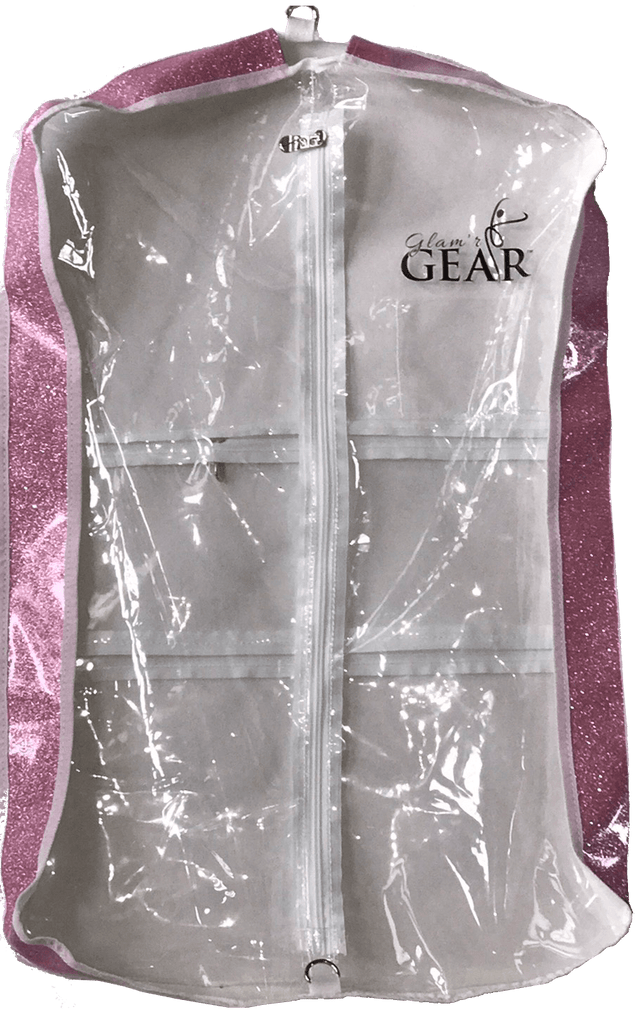 Glam'r Gear Garment Bags (Hangers Sold Separately)