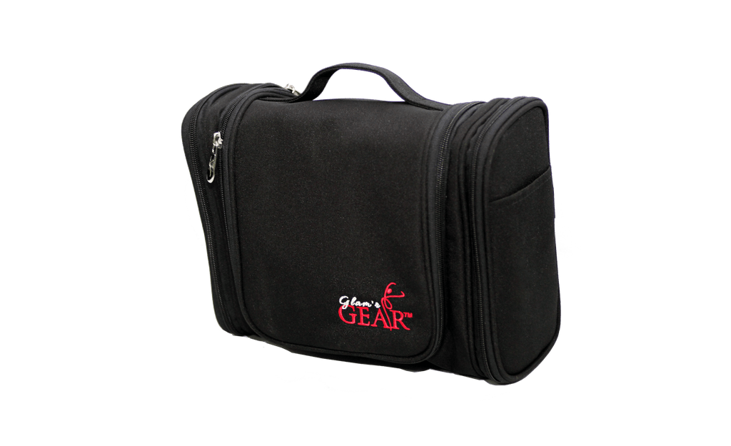 Glam'r Gear Hanging Travel Cosmetics Bag
