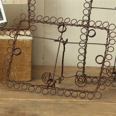 Boucle Wire Frames - Decor - George & Augie