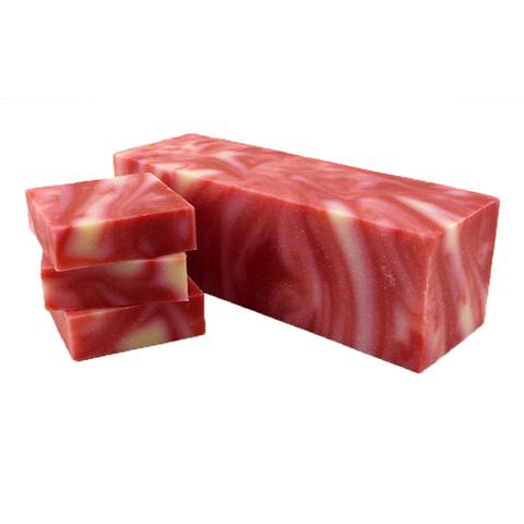 Candy Cane - Hand Made Soap - Bath - George & Augie