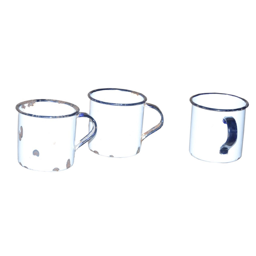 Iron Mugs - Decor - George & Augie