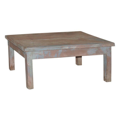 Wooden Coffee Table - Furniture - George & Augie