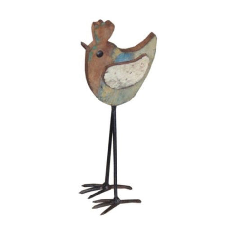 Wooden Bird - Decor - George & Augie