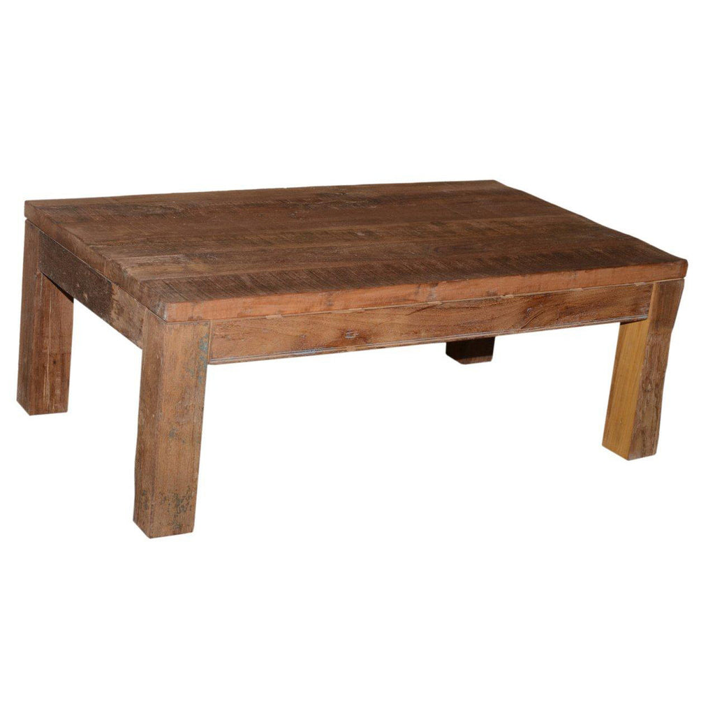 Heavy Weight Coffee Table - Furniture - George & Augie