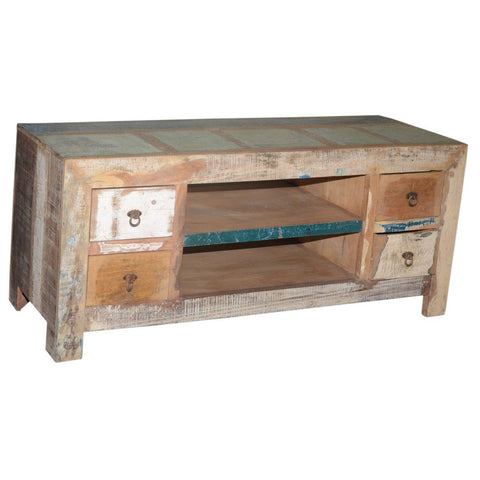 Sold Out 4 Drawer Media Console   Furniture   George U0026 Augie