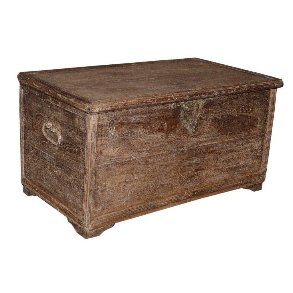 Antique Trunk - Furniture - George & Augie