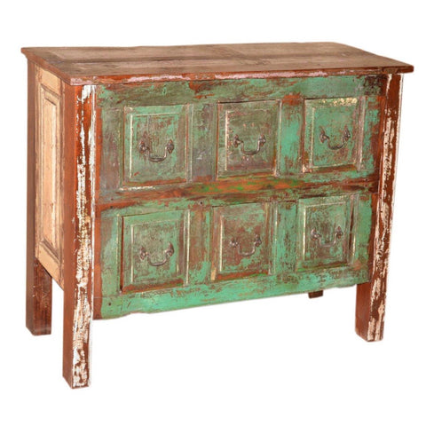 Reclaimed Side Cabinet - Furniture - George & Augie