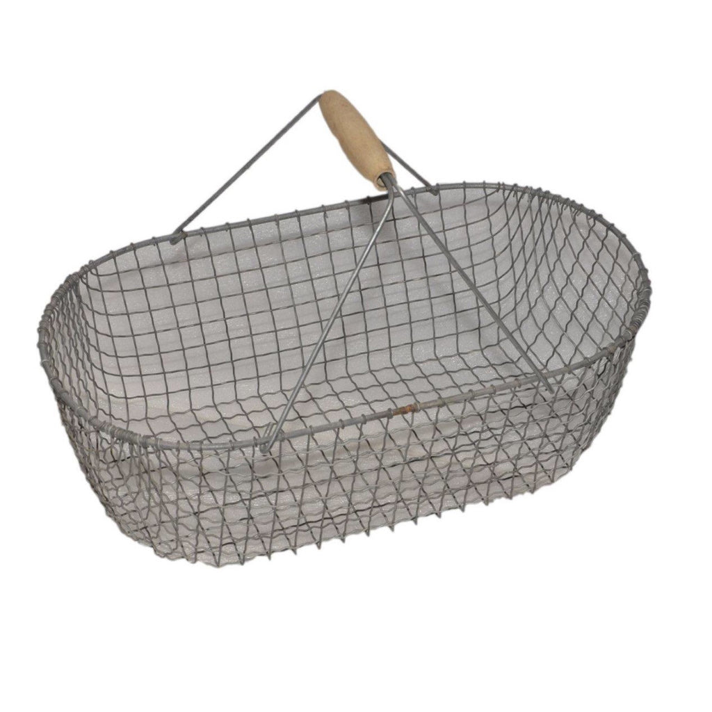 Iron Basket - Decor - George & Augie