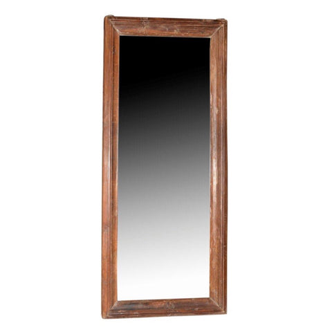 Reclaimed Wood Frame for Mirror - Decor - George & Augie