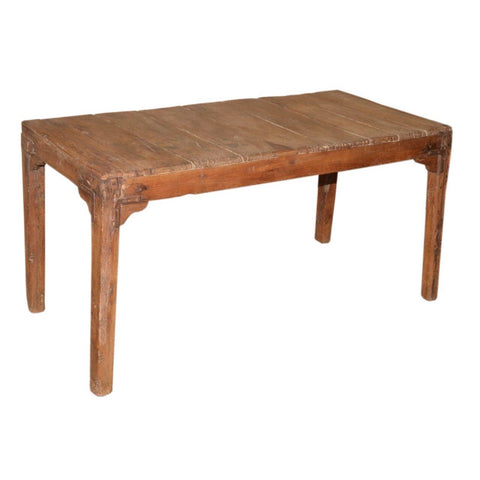 Antique Wood Table - Furniture - George & Augie