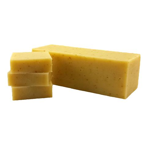 Patchouli Sandalwood Goat's Milk - Hand Made Soap - Bath - George & Augie