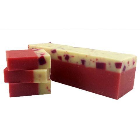 Raspberry Rush - Hand Made Soap - Bath - George & Augie