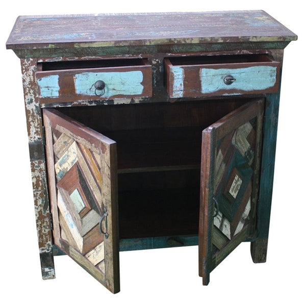 Reclaimed Wood Credenza - Furniture - George & Augie