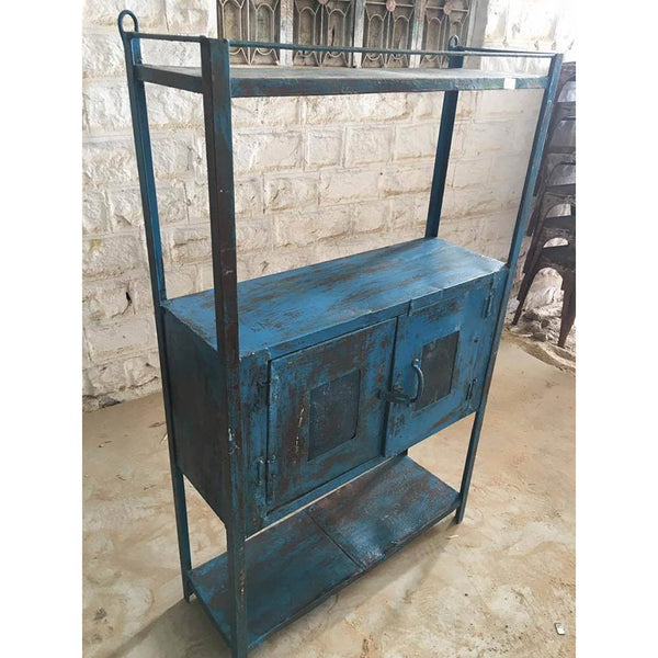 Antique Metal Rack - Standing or Mountable - Furniture - George & Augie