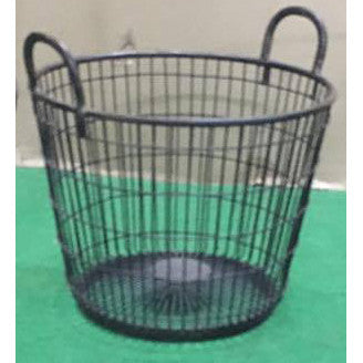 Iron Basket Medium - Decor - George & Augie
