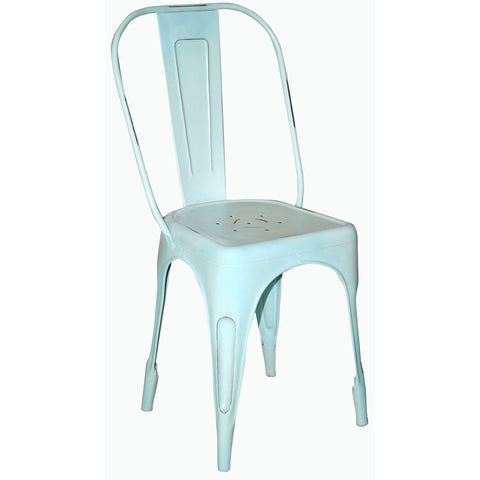 Classic Metal Chair - Furniture - George & Augie