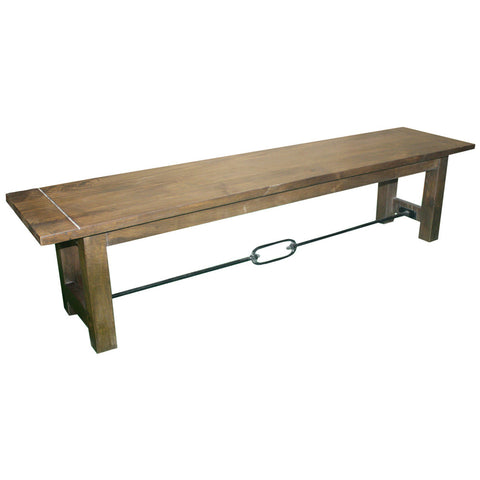 Industrial Bench - Furniture - George & Augie