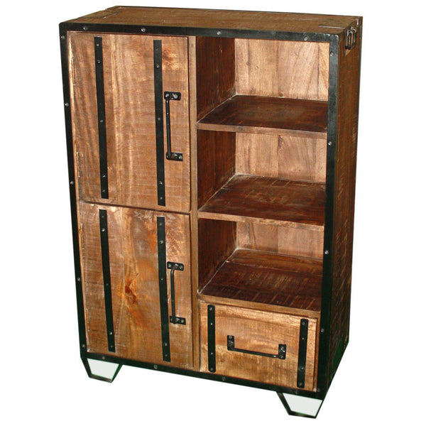 Industrial Cabinet - Furniture - George & Augie