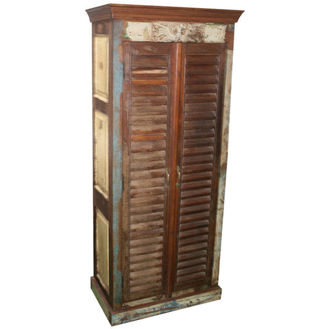 Reclaimed Wood Cabinet - Furniture - George & Augie