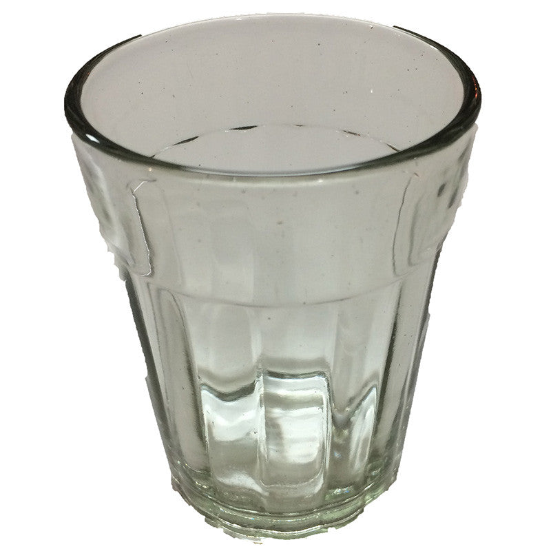 Flat Bottom Indian Tea Glass - Decor - George & Augie