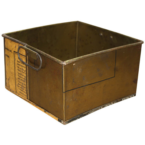 Recycled Metal Medium Tray - Decor - George & Augie