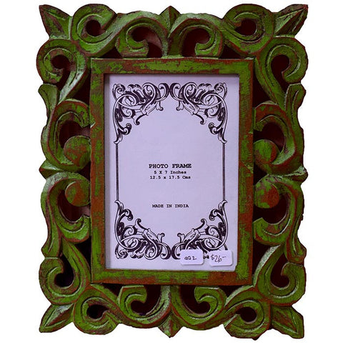 Assorted Unique Photo Frames - Decor - George & Augie