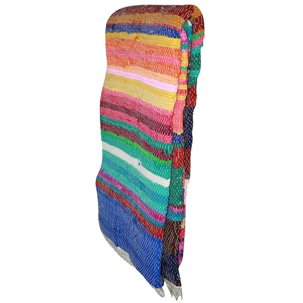 Colorful Light Weight 4'x6' Rug - Decor - George & Augie