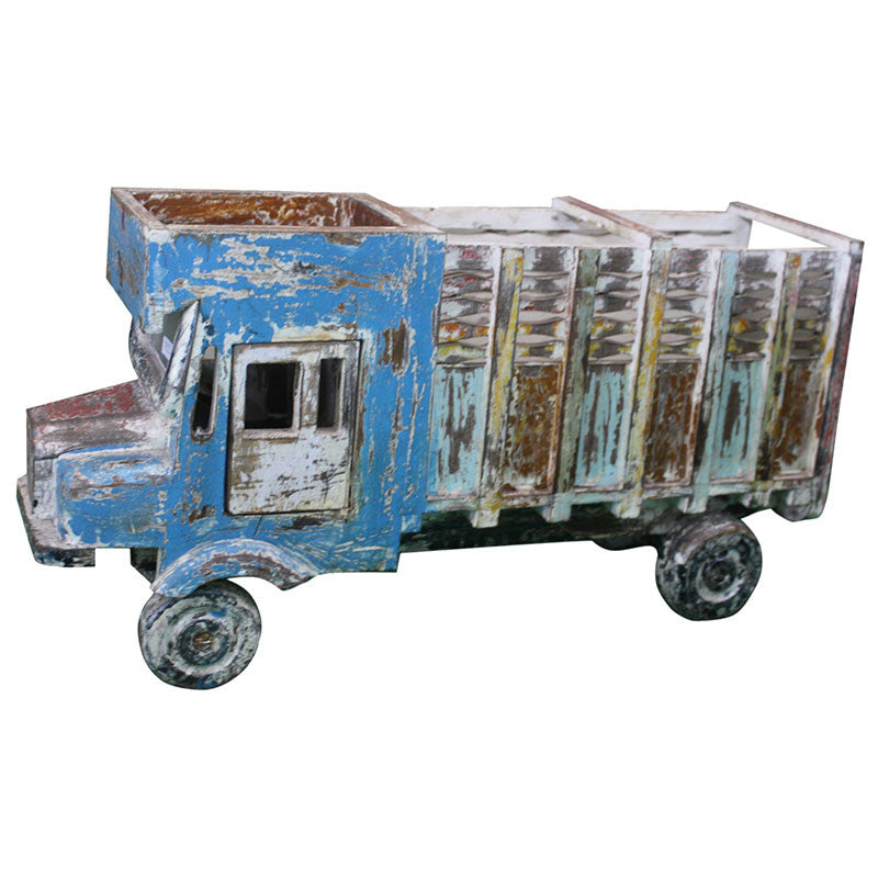 Wooden Farm Truck - Decor - George & Augie