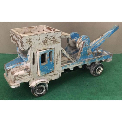Wooden Tow Truck - Decor - George & Augie
