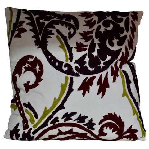 Throw Pillow with Sewn Detail - Decor - George & Augie