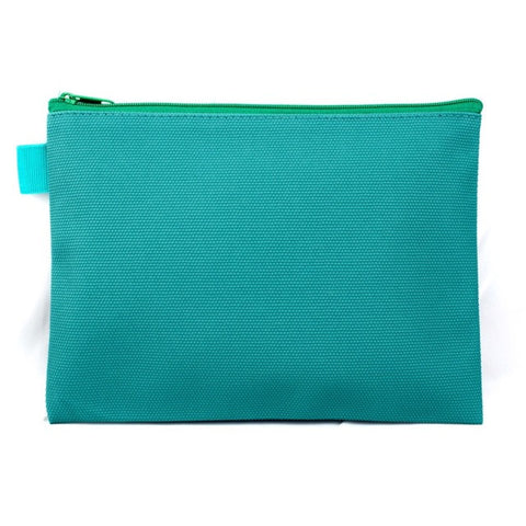 Medium Zippered Cosmetic Bag - Accessories - George & Augie