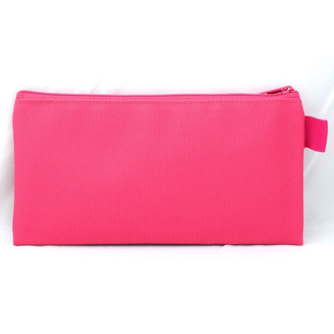 Small Zippered Cosmetic Bag - Accessories - George & Augie